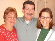 30th Dec 2014 - Ellen & Larry and Clare