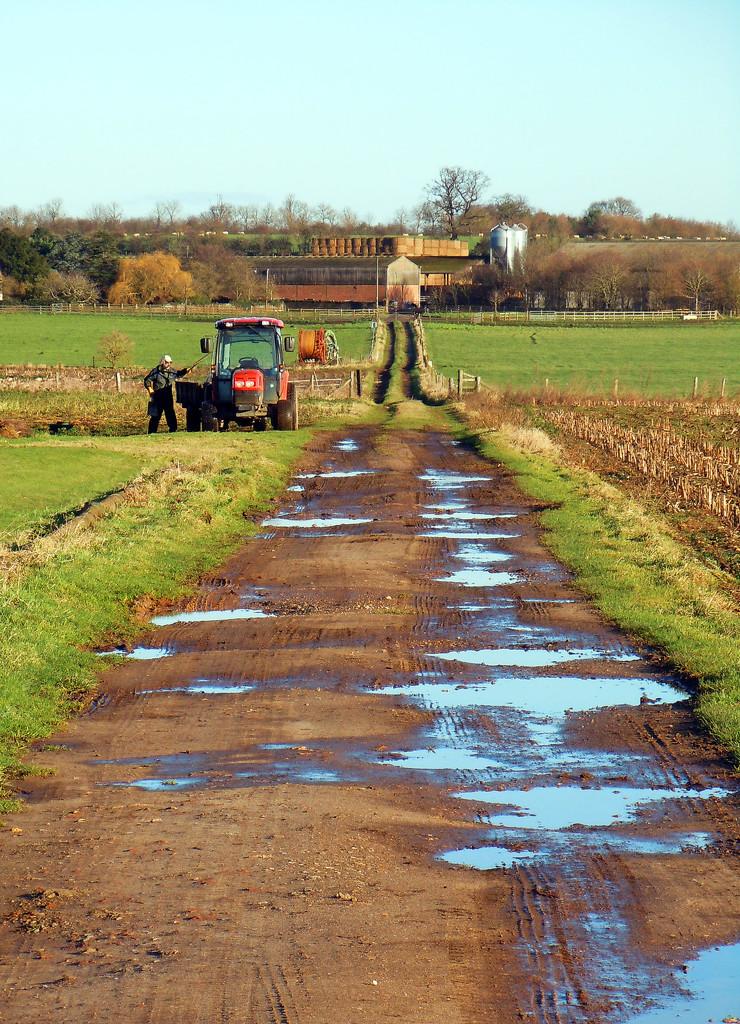 Working the land by pistonbroke