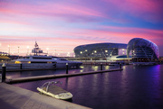 13th Jan 2015 - Day 013, Year 3 - Dusk Over The Yas Marina