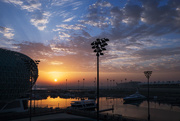 18th Jan 2015 - Day 018, Year 3 - Another Morning Over Yas Marina