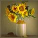 Van Gogh inspired  Sunflowers... by julzmaioro
