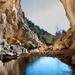 Tonto Natural Bridge - Arizona by ckwiseman