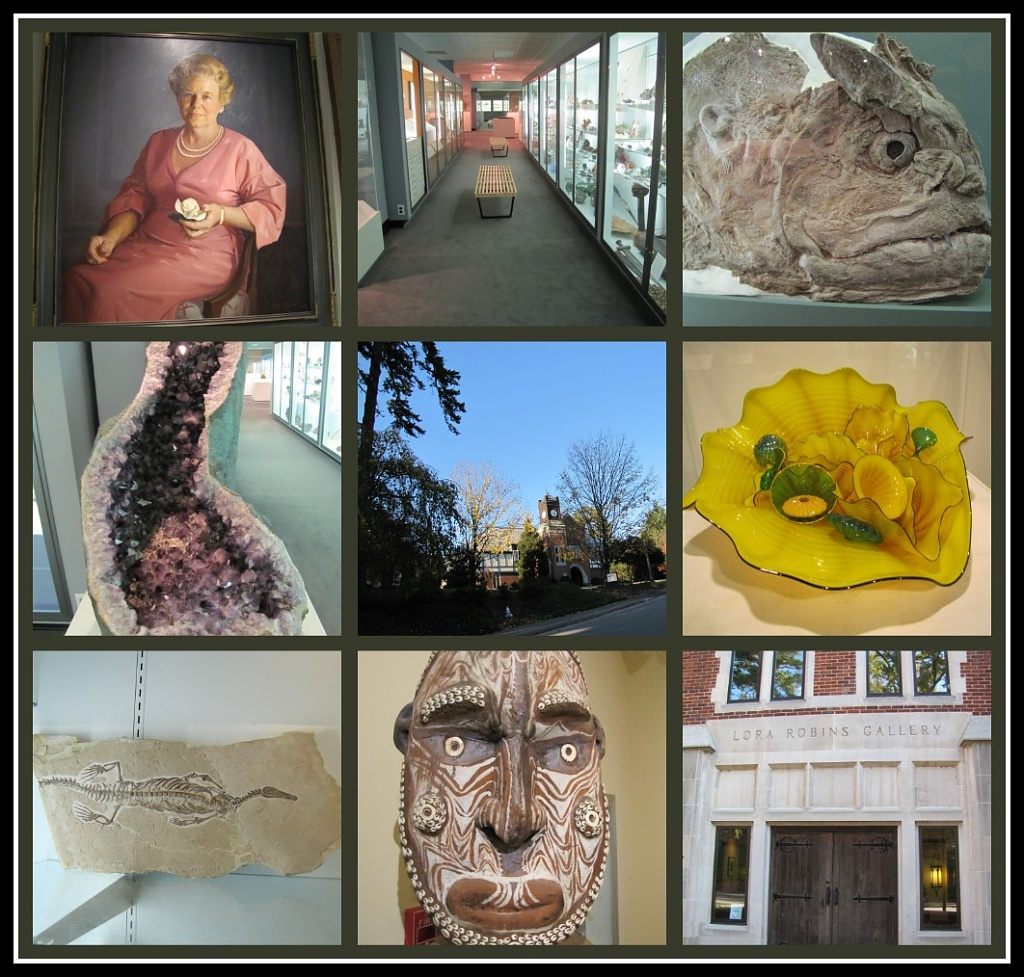A Tour of the Lora Robins Gallery by allie912