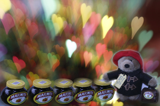 Marmite heaven by bizziebeeme