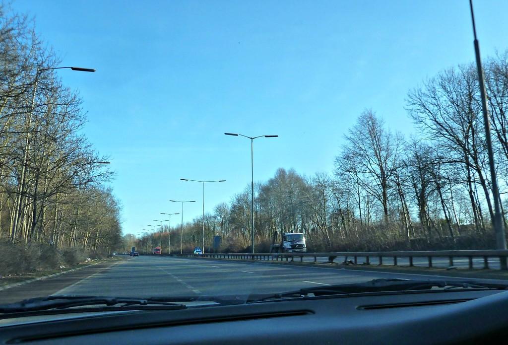 Queens Highway. by wendyfrost