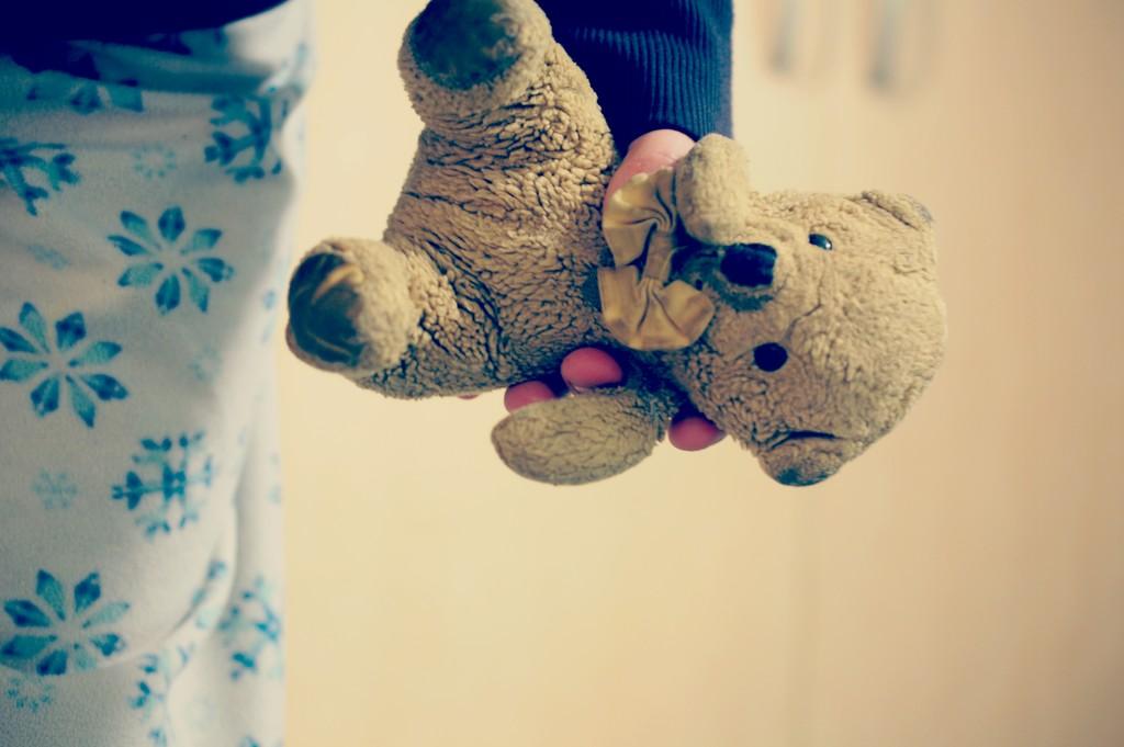 Teddy by naomi