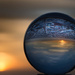 Sunset In a Ball by taffy