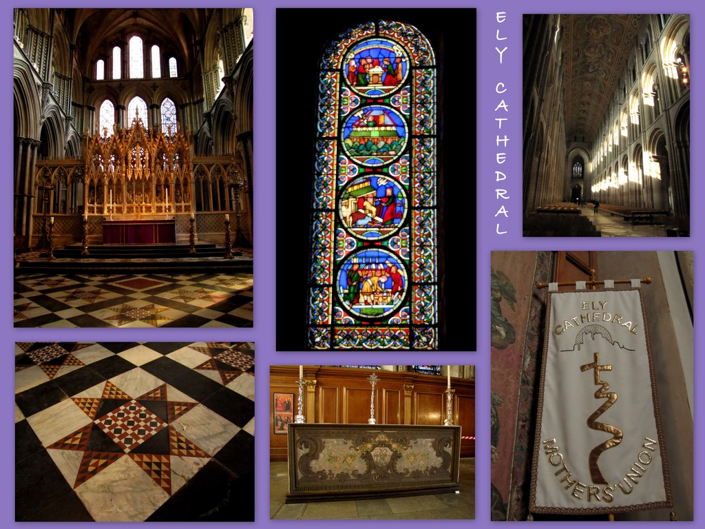 Ely Cathedral by busylady