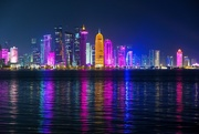 21st Jan 2015 - Day 021, Year 3 - The Corniche, Pretty In Pink