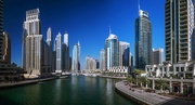 27th Jan 2015 - Day 027, Year 3 - Dubai Marina