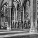 Lincoln Cathedral B+W by seanoneill