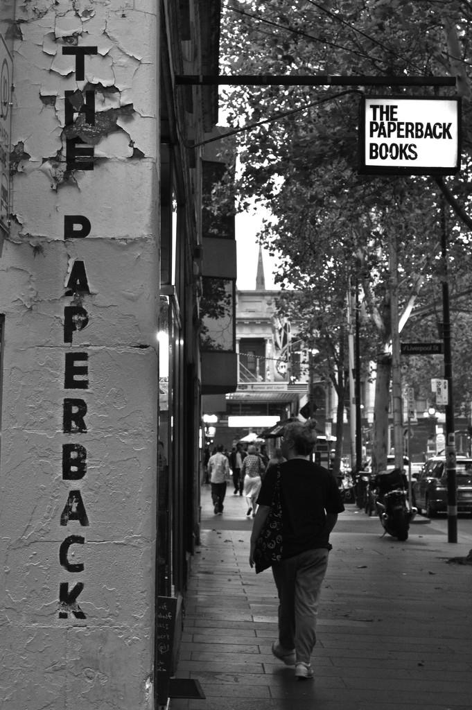 Paperback by brigette