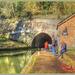 Blisworth Tunnel,Stoke Bruerne
