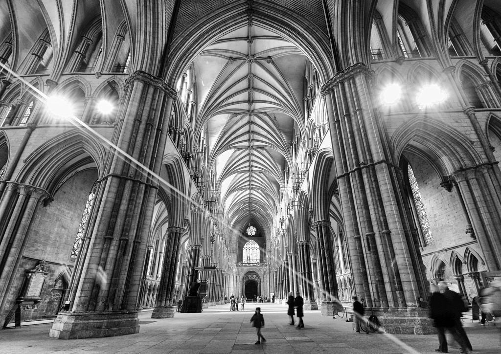 Lincoln Cathedral ~ 5 by seanoneill