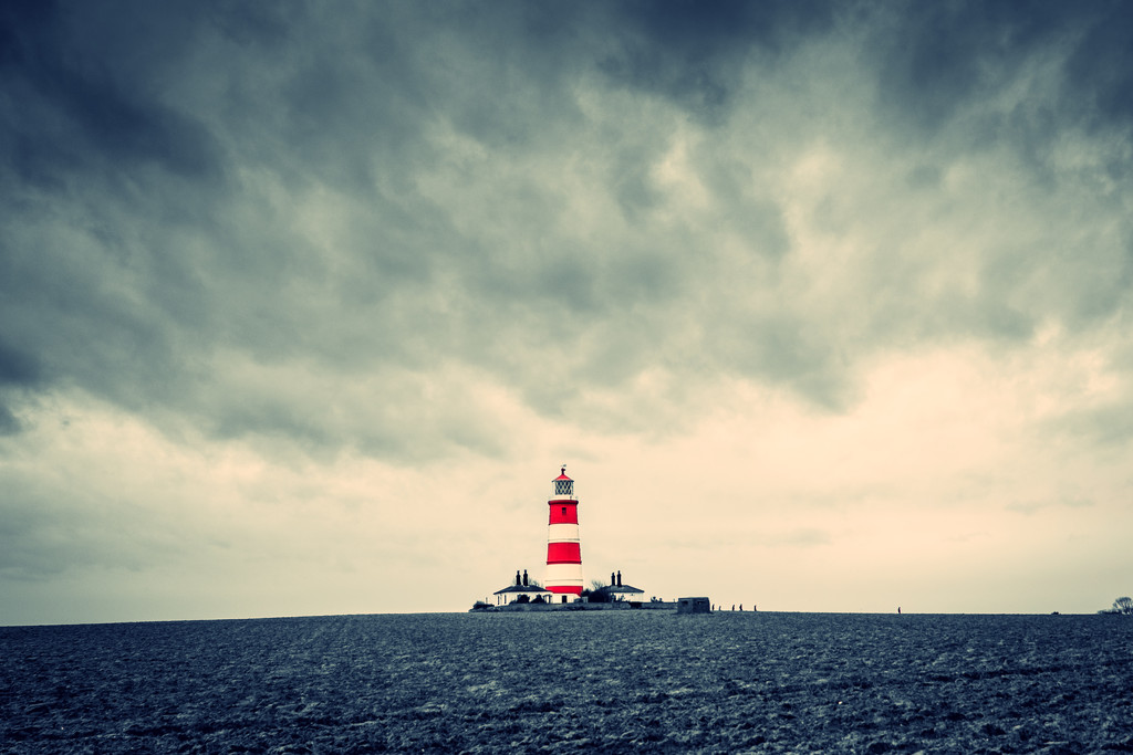 Day 050, Year 3 - Happy At Happisburgh by stevecameras