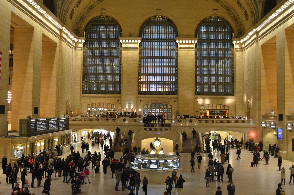 Grand Central by greenpeg