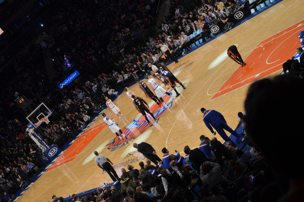 Knicks by greenpeg
