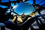 22nd Feb 2015 - Day 053, Year 3 - Spherical Selfie