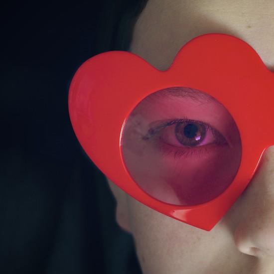 Heart Eye by kwind