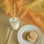 18th Feb 2015 - Milk and cookies