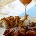 Aloha is ... Ono Poke, Shrimp Crunch Roll & Guava Necter