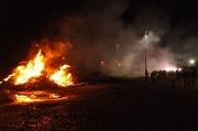 3rd Nov 2010 - Bonfire and fireworks