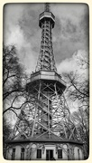 5th Mar 2015 - The Petrin Tower, Prague