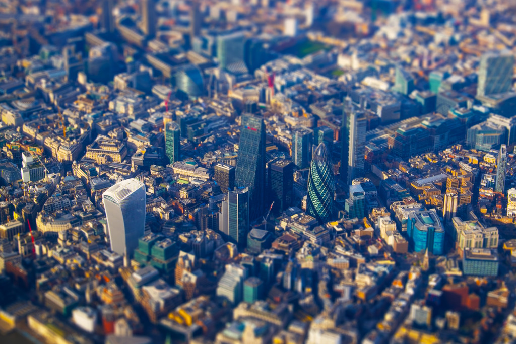 Day 033, Year 3 - London Toy Town by stevecameras