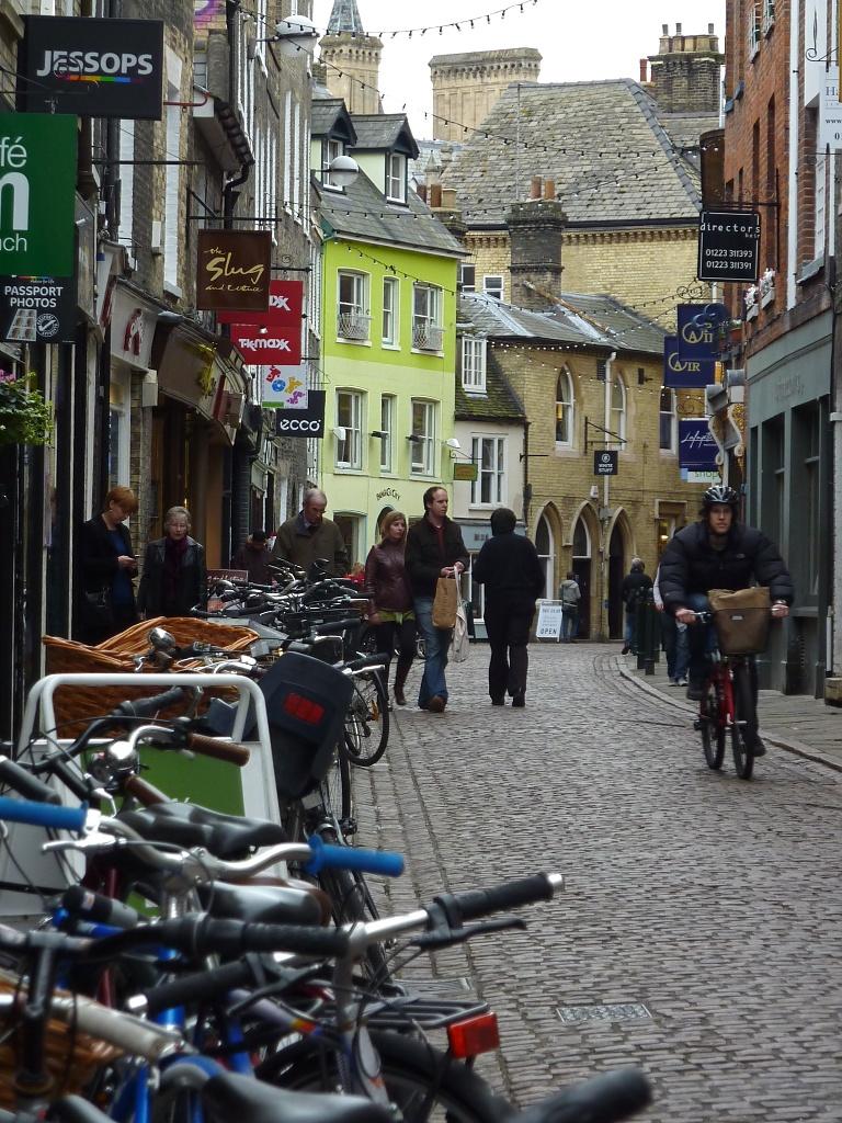 Green Street by helenmoss
