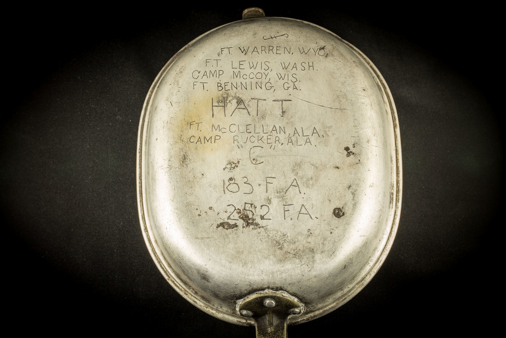 Mess kit diary by lindasees