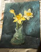 5th Mar 2015 - March5_2015_Daffodil_Painting_DSC_0385