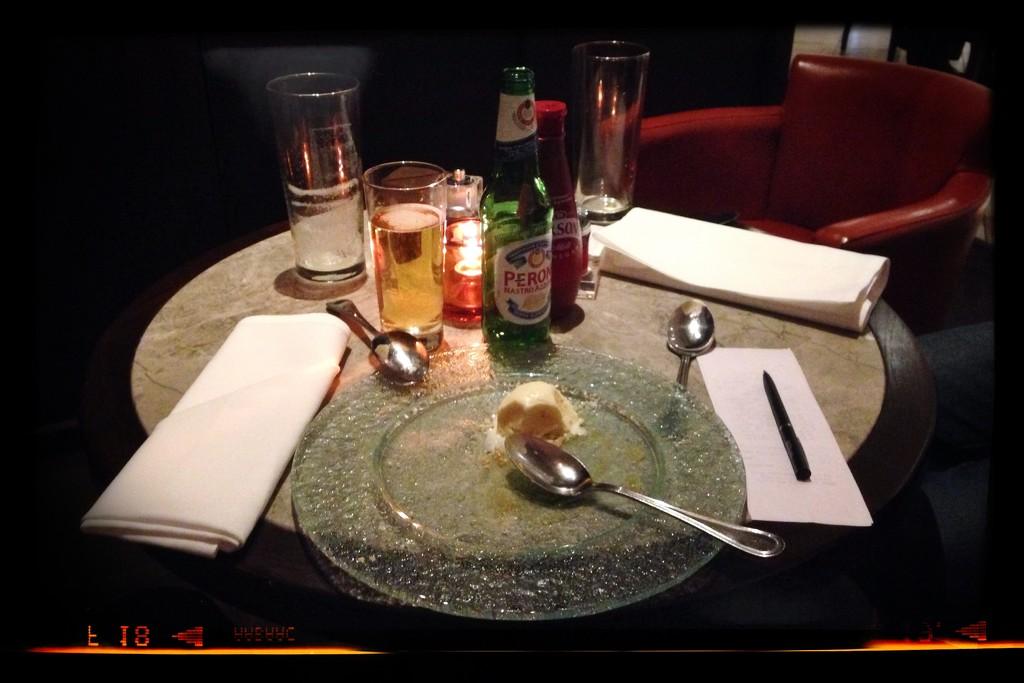 Day 065, Year 3 - Hilton Hotel Dinner by stevecameras