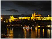 9th Mar 2015 - Prague By Night 1