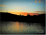 11th Mar 2015 - Sunset Silhouettes,Prague