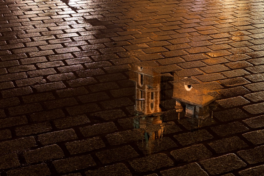 St Mary's Church in the Puddle by jyokota