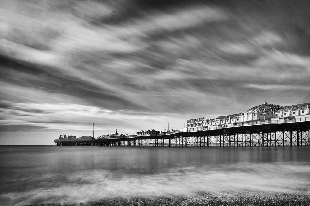 Brighton ~ 1 by seanoneill