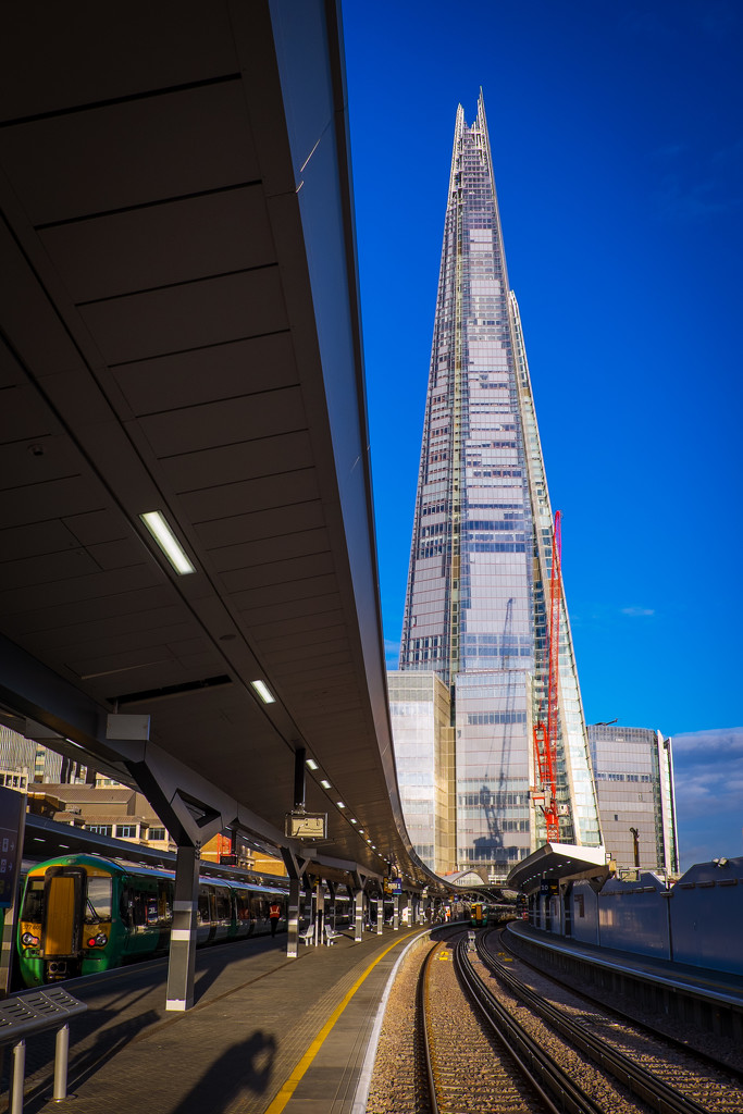 Day 062, Year 3 - Lovely Light In London by stevecameras