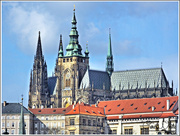 15th Mar 2015 - St.Vitus Cathedral   Prague