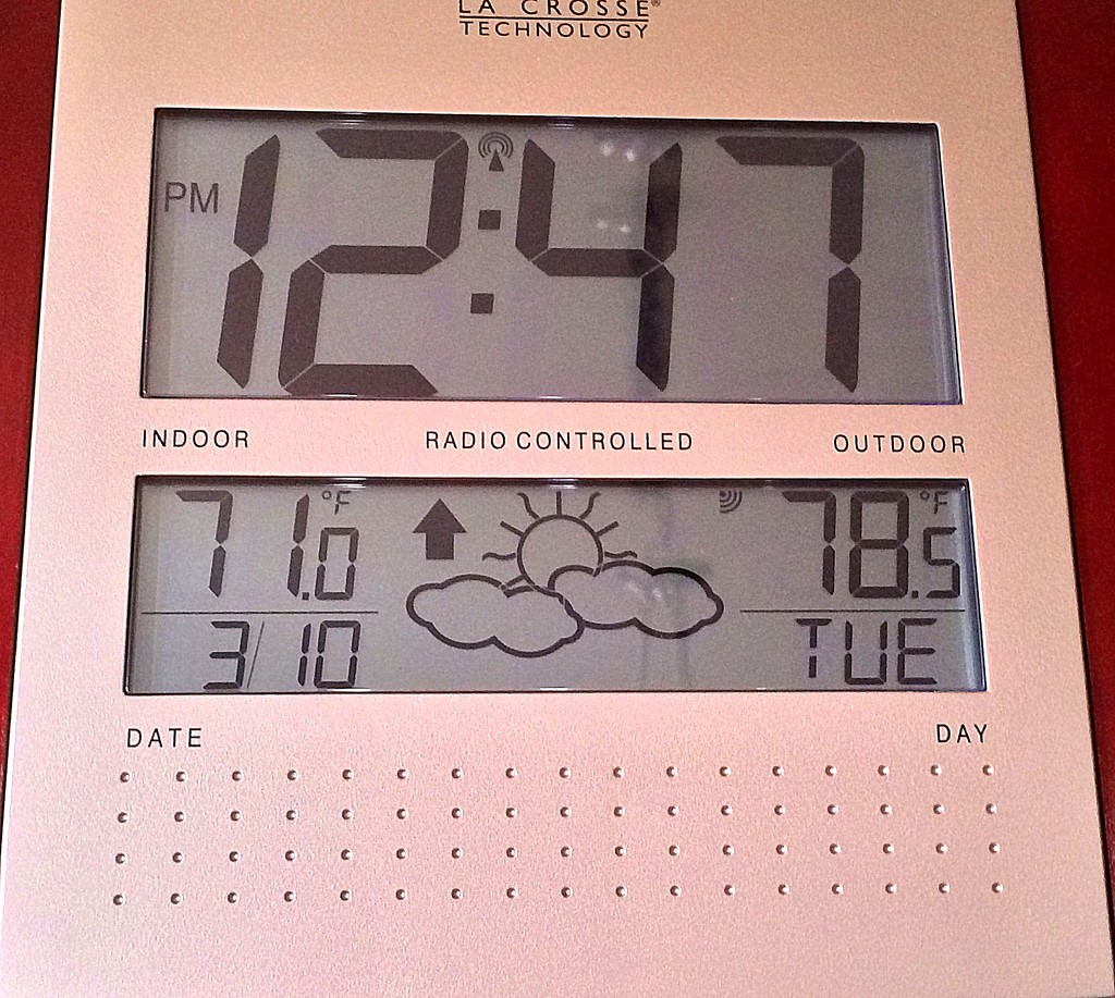 Time and Temperature! by homeschoolmom