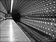 16th Mar 2015 - Prague Metro  (best viewed on black)