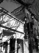 16th Mar 2015 - Whyte Avenue in Black and White
