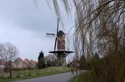 21st Mar 2015 - Windmill : De Hoop (Hope) Wolphaarsdijk-Holland