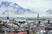 22nd Mar 2015 - Reykjavik Cityscape