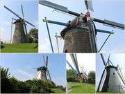 22nd Mar 2015 - De oude molen. ( The old mill)