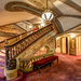 A Grand Dame: Lobby of the Chicago Theater by taffy
