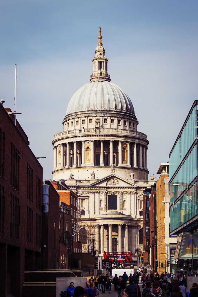Day 072, Year 3 - So Long St. Paul's by stevecameras