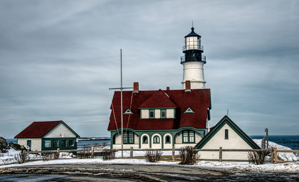 Portland headlight by joansmor