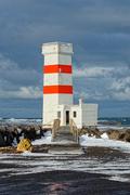 25th Mar 2015 - Garðskagi Lighthouse, Iceland.