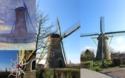 25th Mar 2015 - The corn mill ``Weltevreden`` Domburg