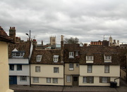 28th Mar 2015 - Cambridge rooftops